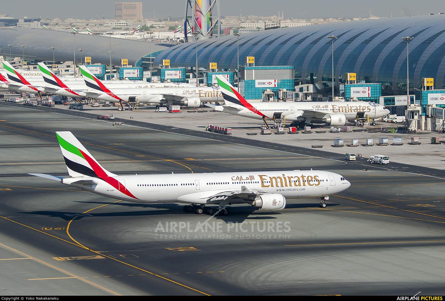 Emirates considering adding Premium Economy