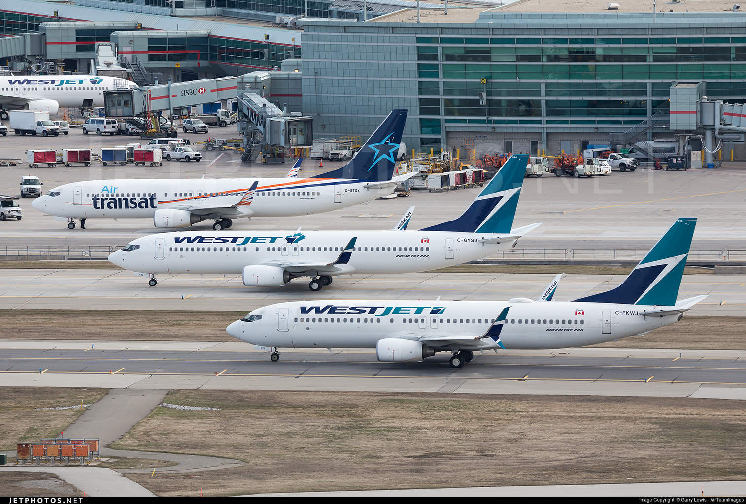 Delta Air Lines looking into purchasing WestJet shares?