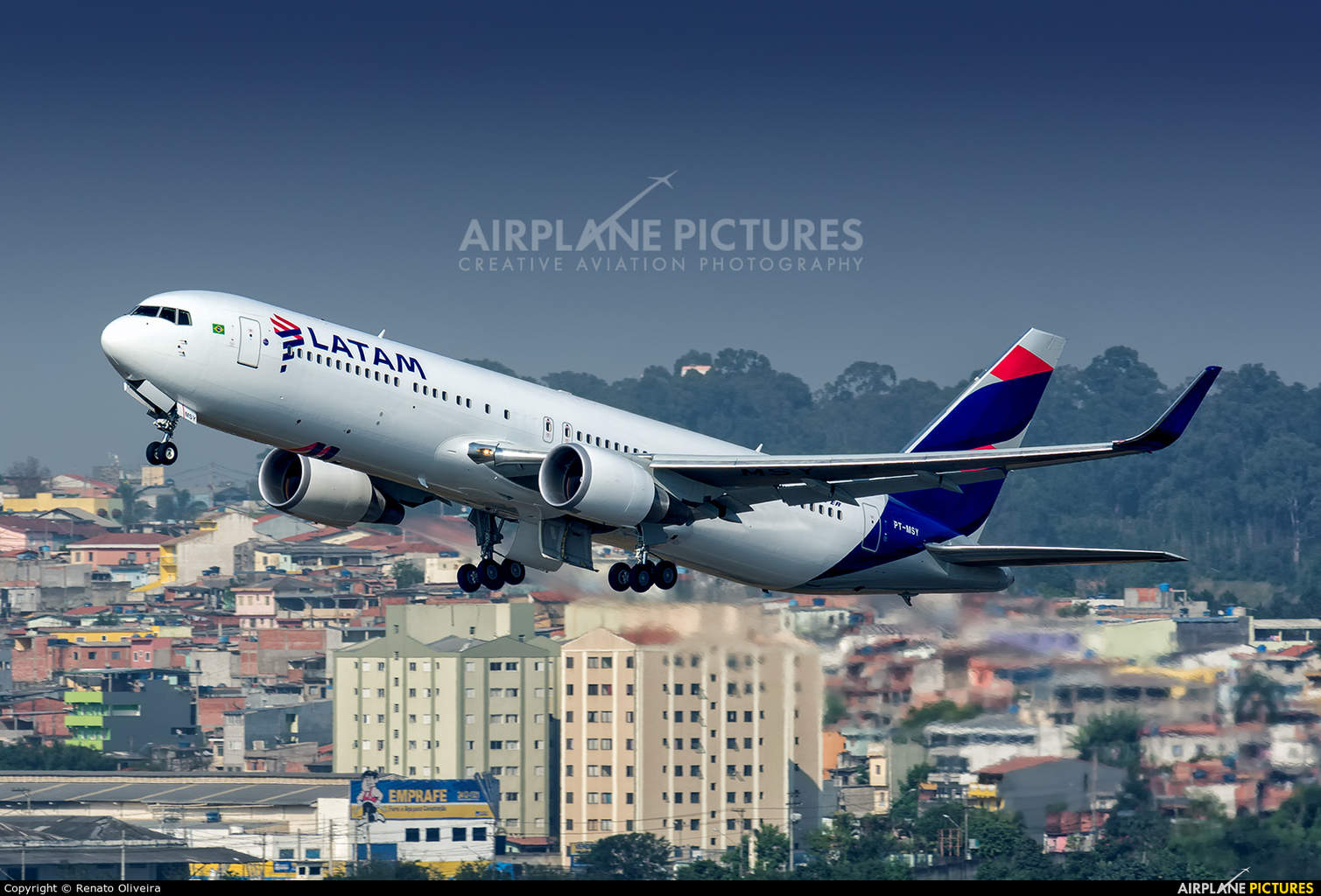 American Airlines and LATAM ask for JBA