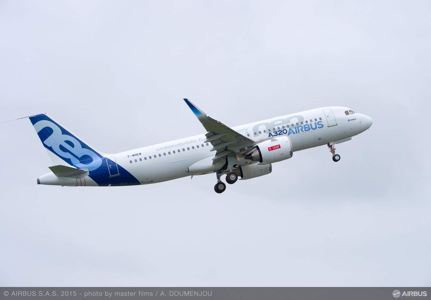 CFM LEAP-1A powered A320NEO gets EASA/FAA certification
