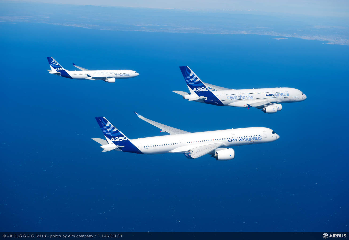 Airbus looks into Live Data Streaming to avoid disappearing planes