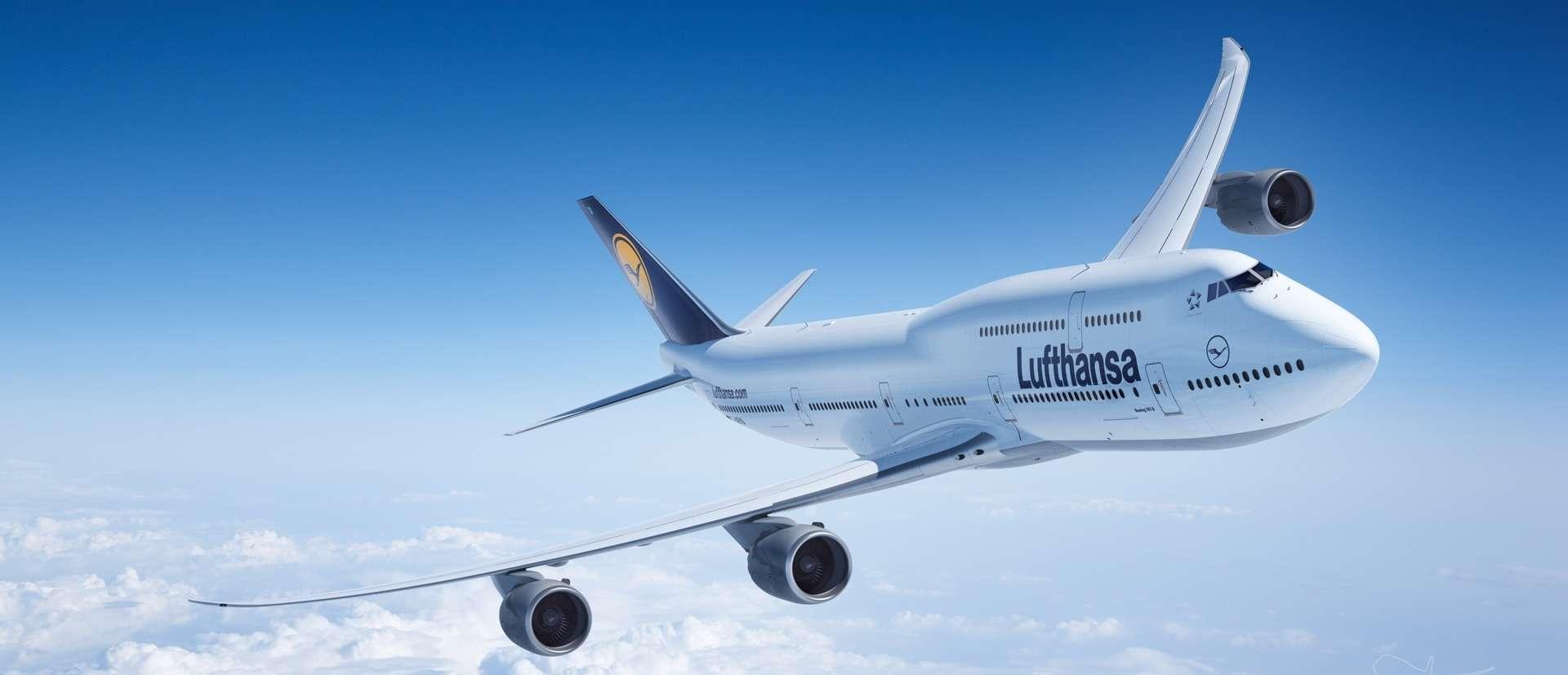 Lufthansa reveals new ad