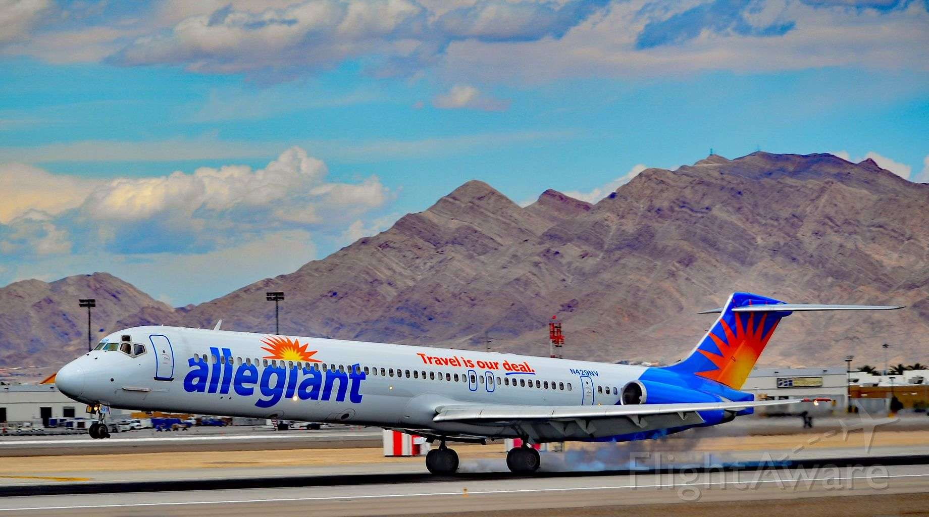 Allegiant pilots won't let their families fly on Allegiant!