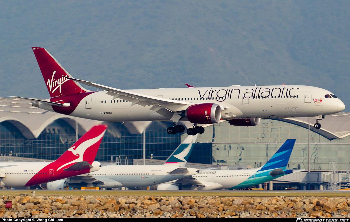 Virgin Atlantic launches London (Heathrow) – Seattle flight