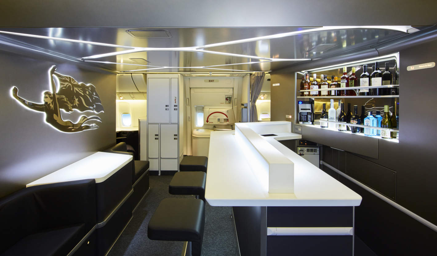 Virgin Australia reveals new 777 cabin