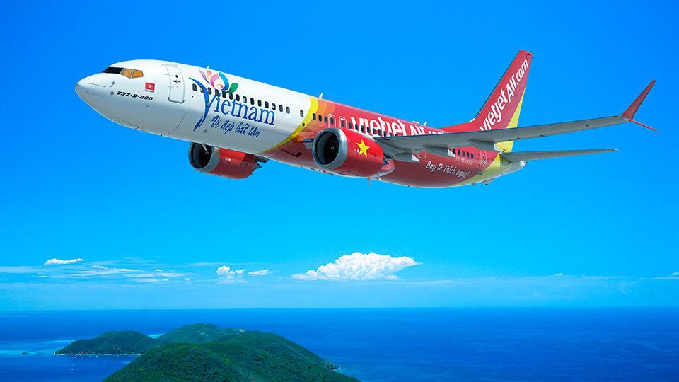 Vietjet orders 100x 737MAX-200