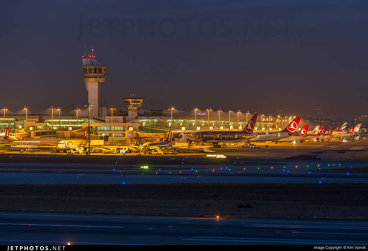 Istanbul Ataturk Airport hit by explosions and gun fire