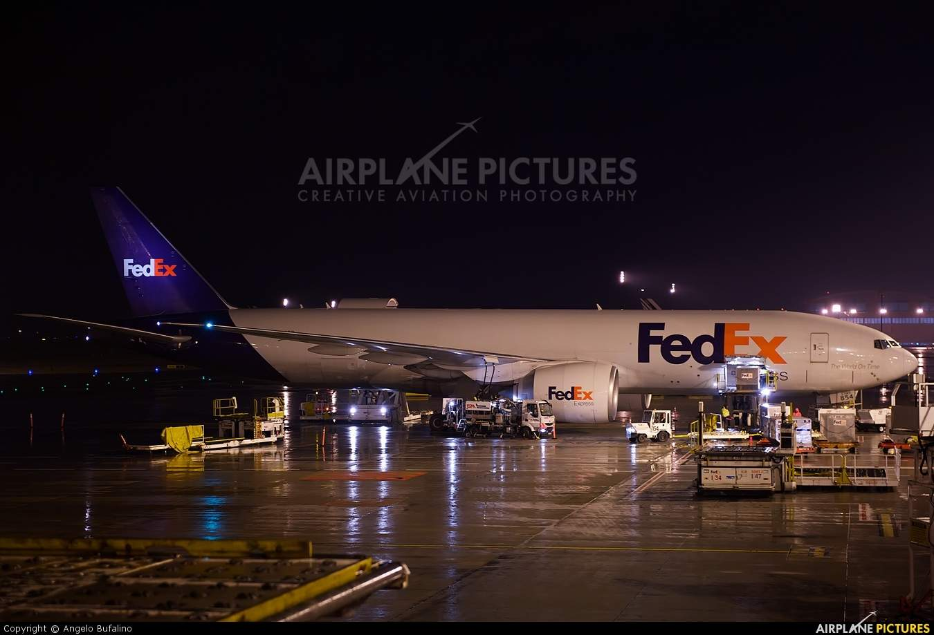 FedEx under attack by the US Government