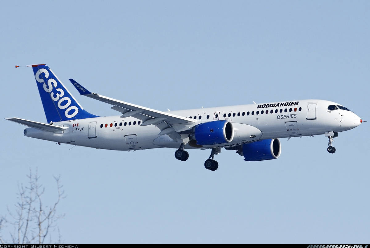 John Leahy attacks Bombardier and its CSeries