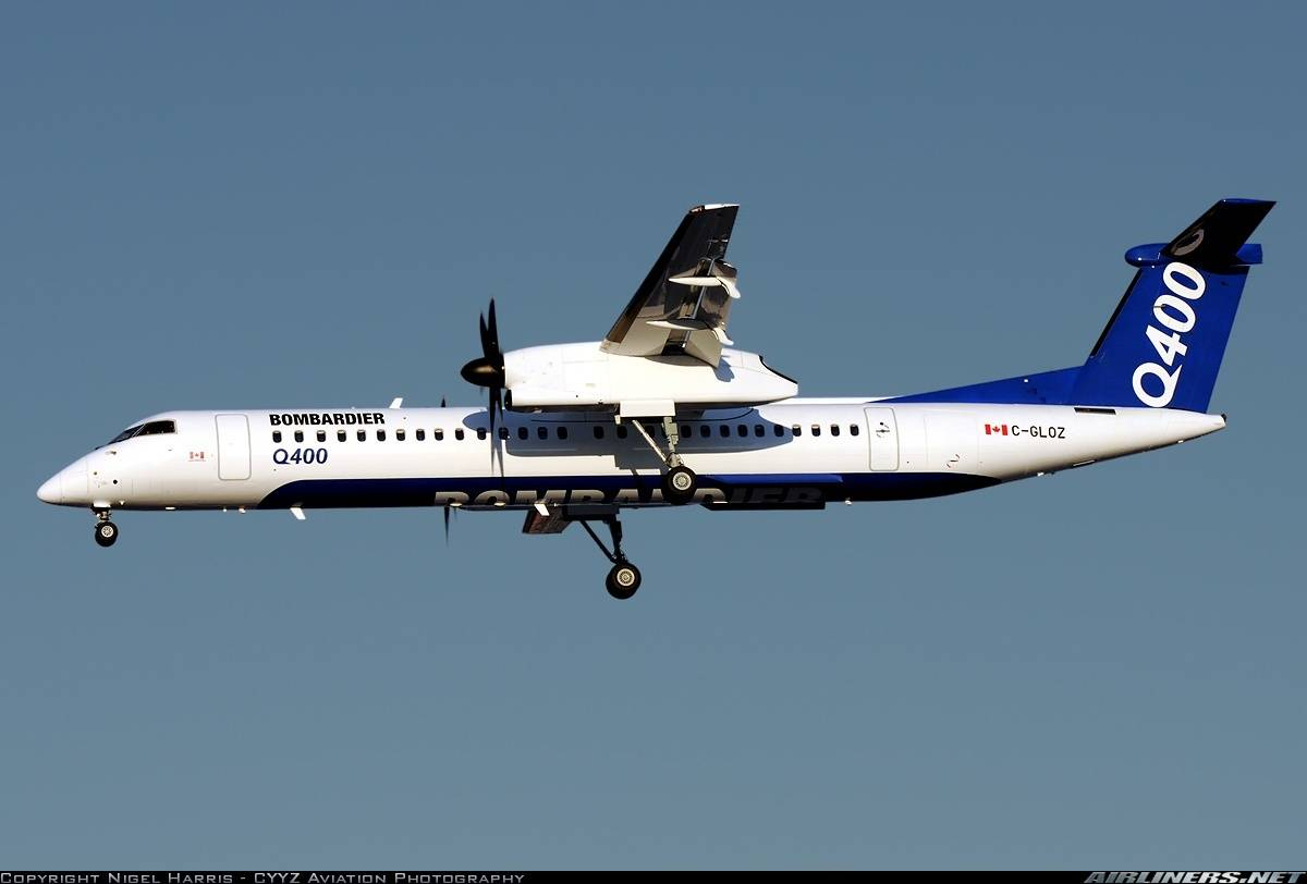 Unions agree to outsource part of Q400 production