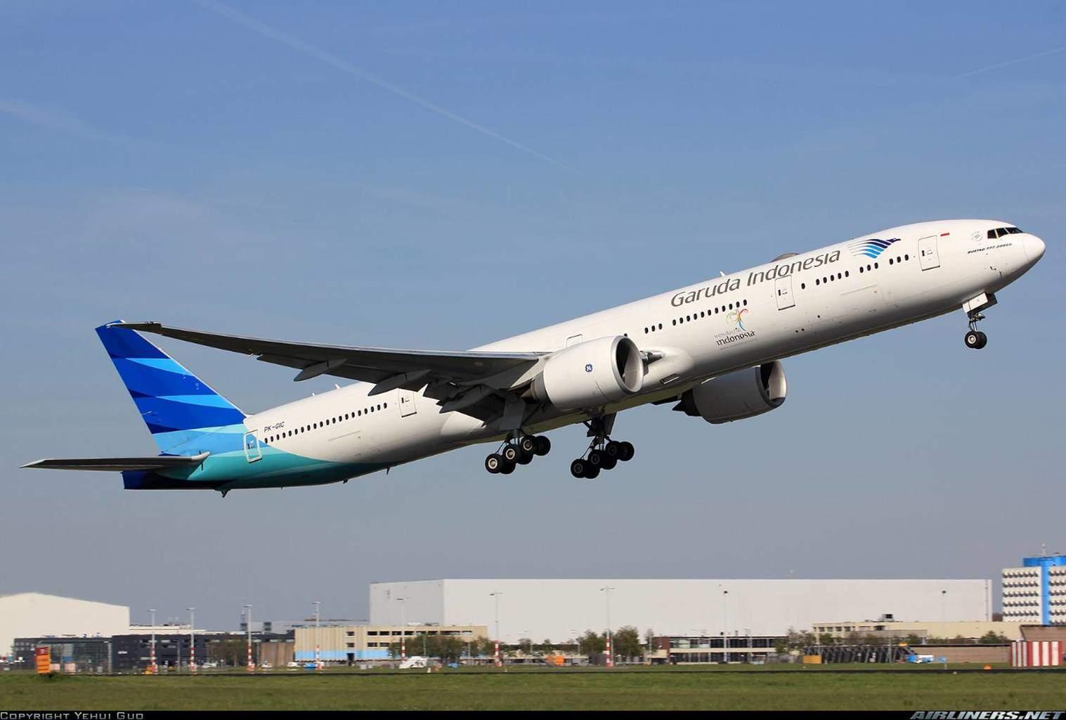 Garuda Indonesdia to serve Los Angeles via Tokyo