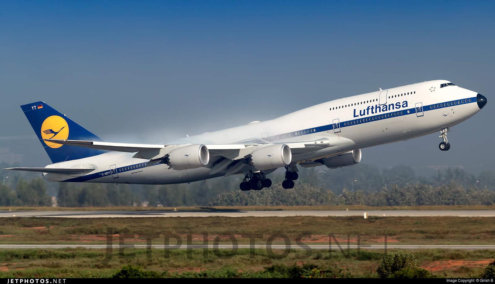 Lufthansa CFO resigns