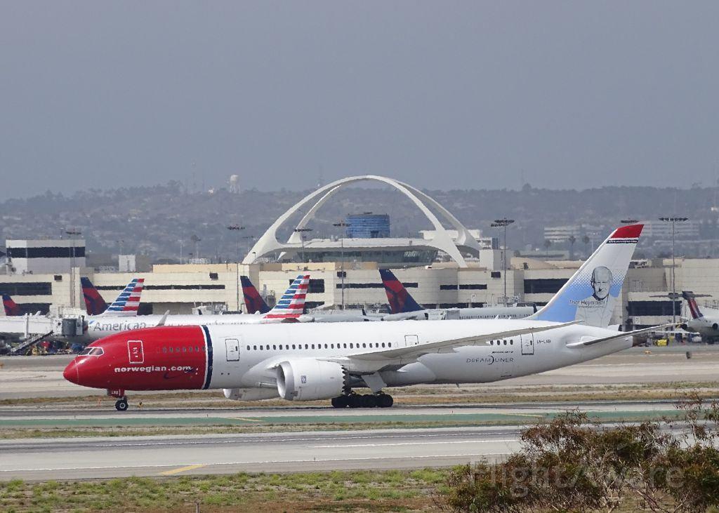 Norwegian Air Shuttle's UK division denied interim flying permit from US DOT