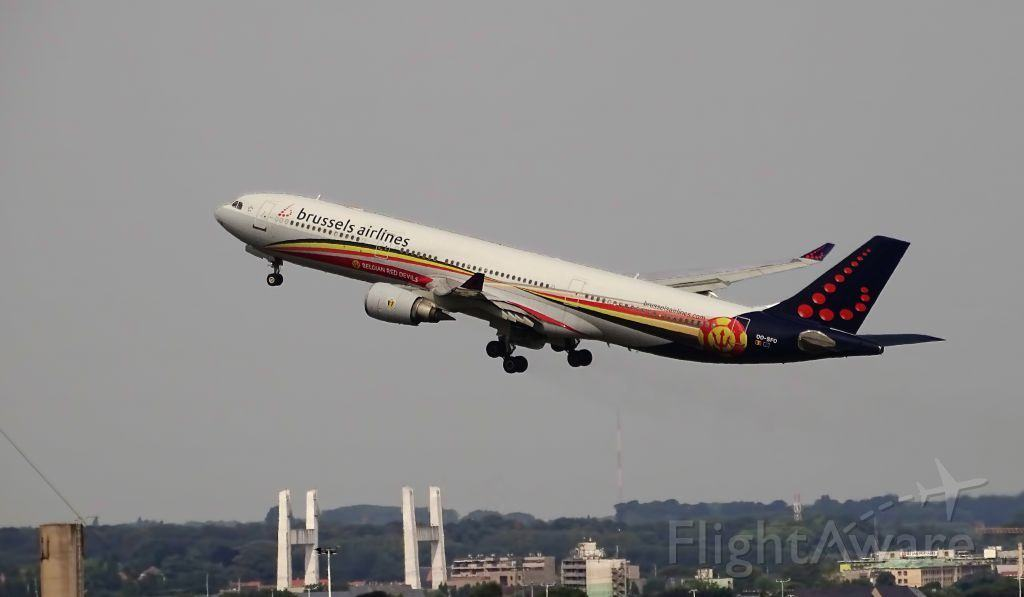Brussels Airlines launches Economy Plus