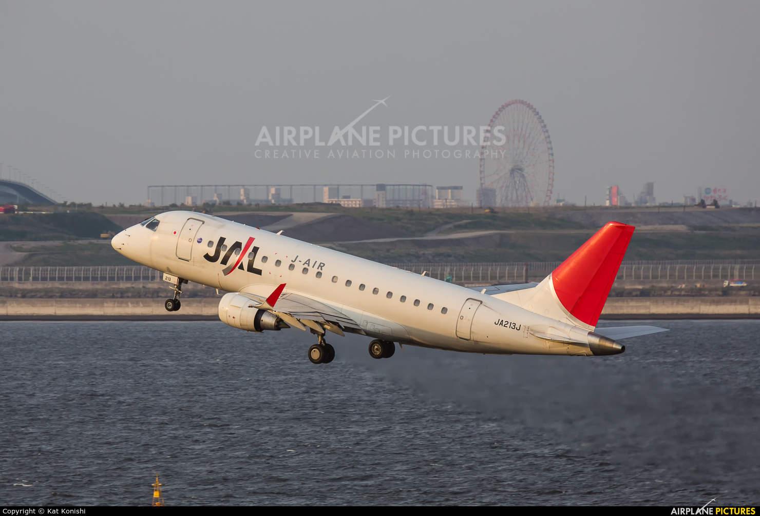 J-Air E-170 suffers speed disagreement