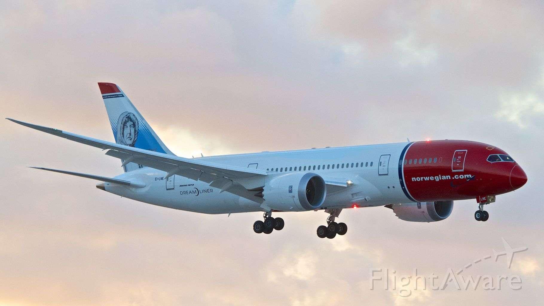 Boeing openly supports Norwegian Long Haul