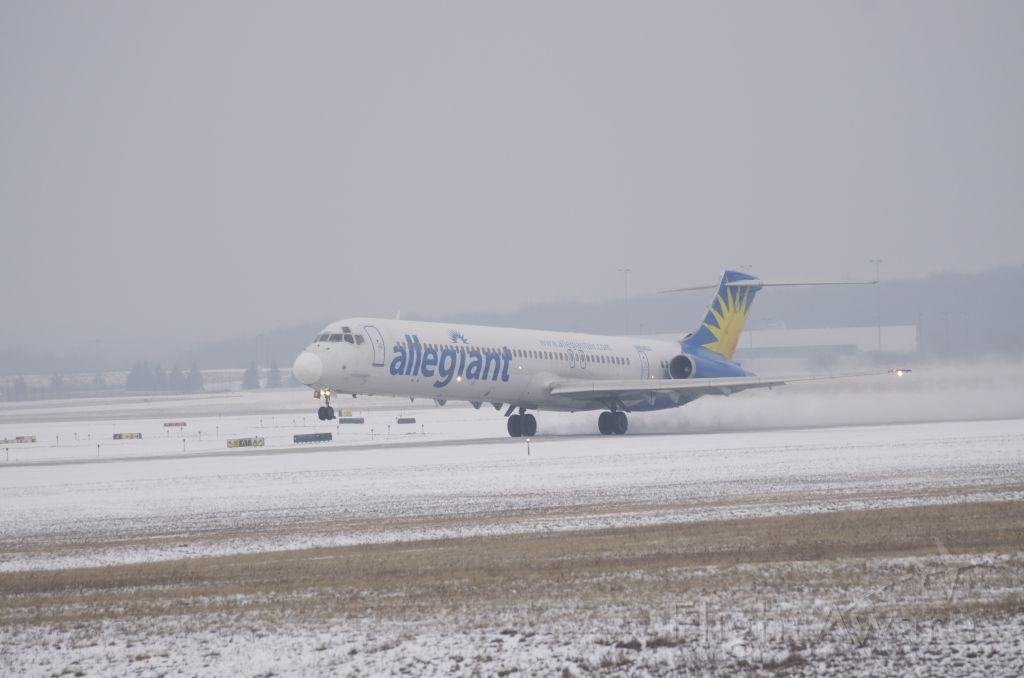 More emergency landings to fuel concerns about Allegiant