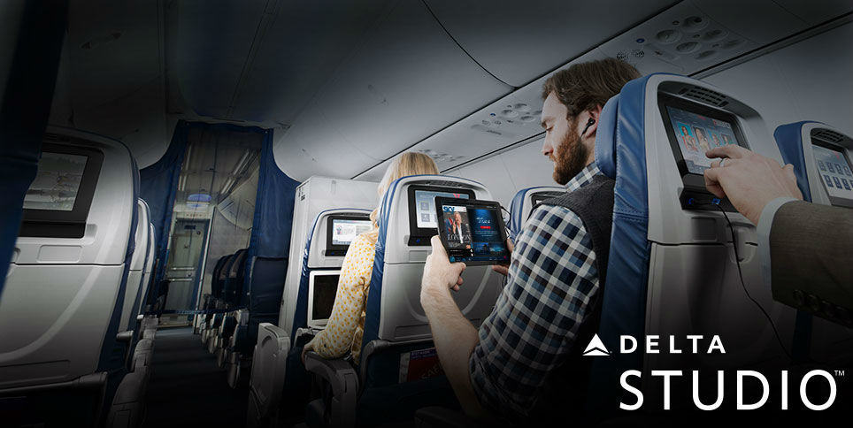 Delta Air Lines to offer complimentary IFE for all passengers