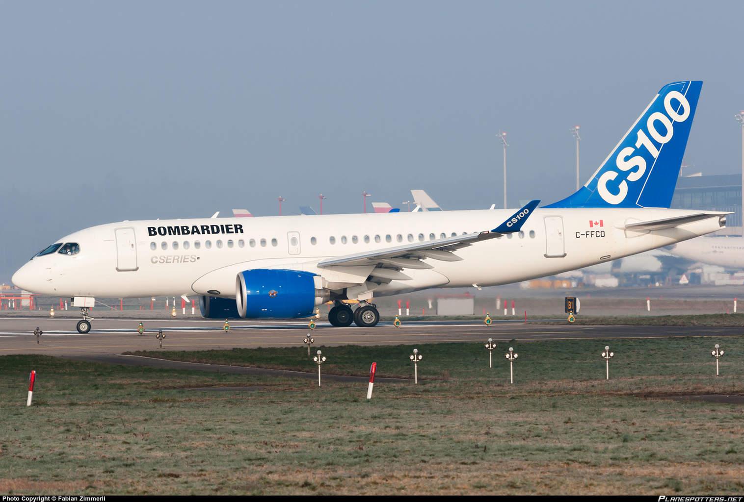 Spirit looking into Bombardier CSeries