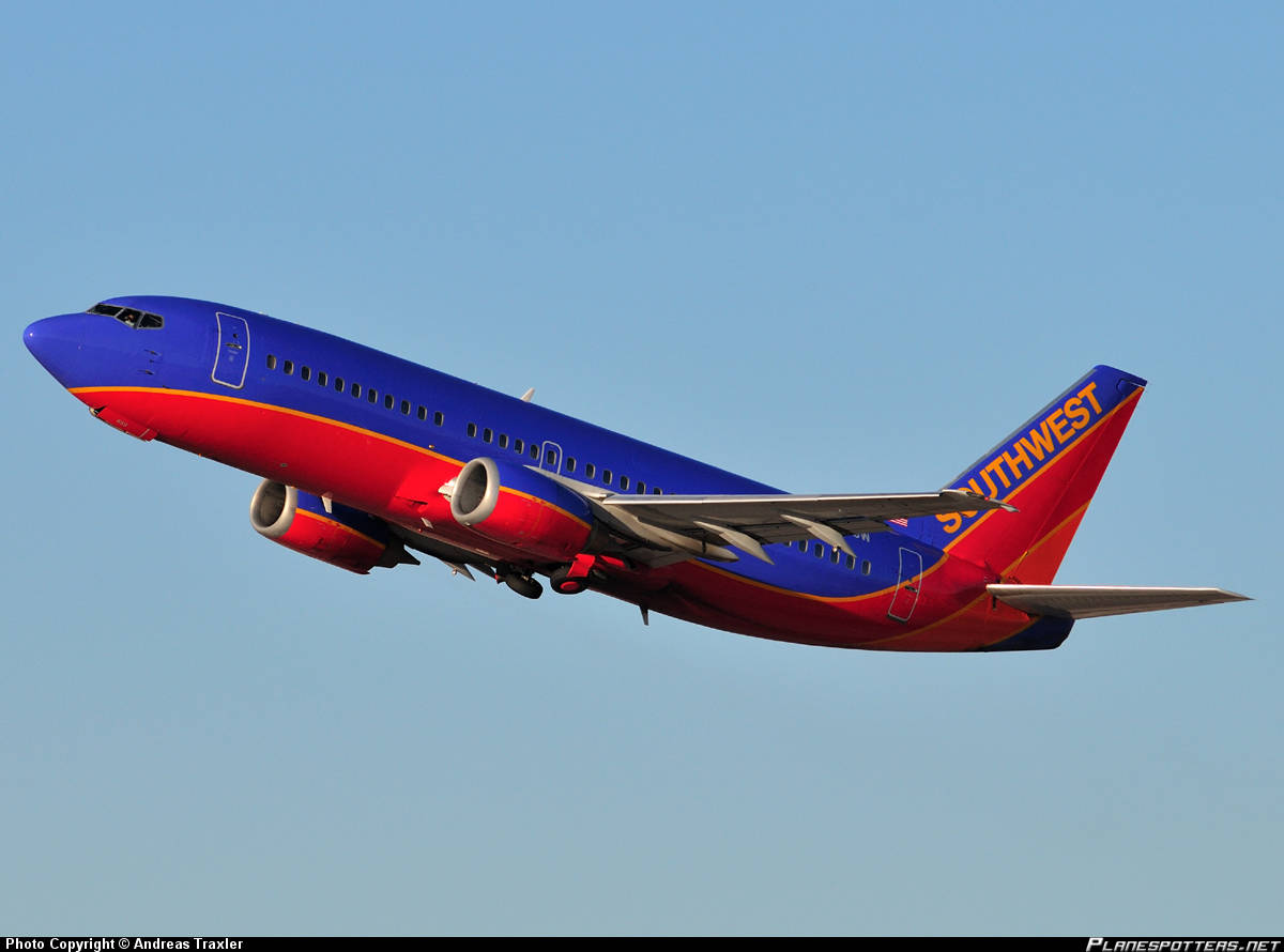 Two Southwest Airlines 737s have seperate issues at Baltimore–Washington Intl on the same day