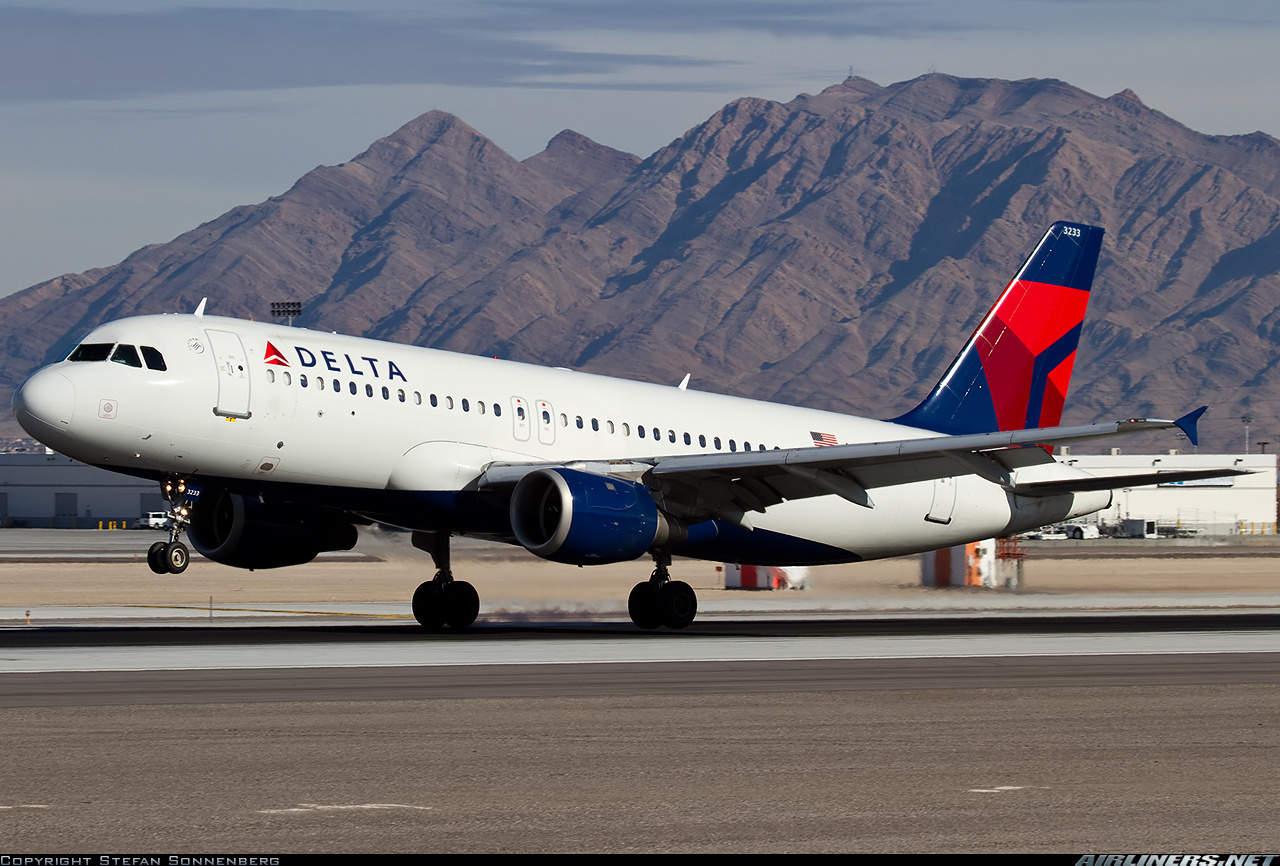 Delta Air Lines Airbus A320 lands at wrong airport