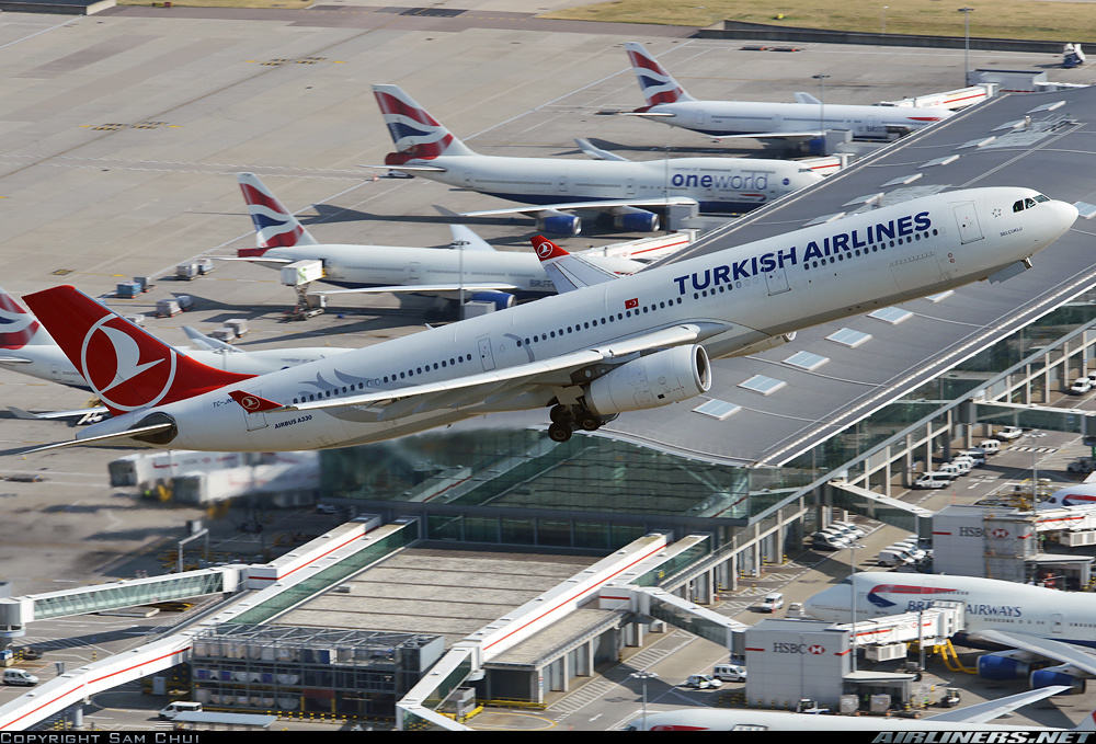 FAA lifts ban on flights to and from Turkey
