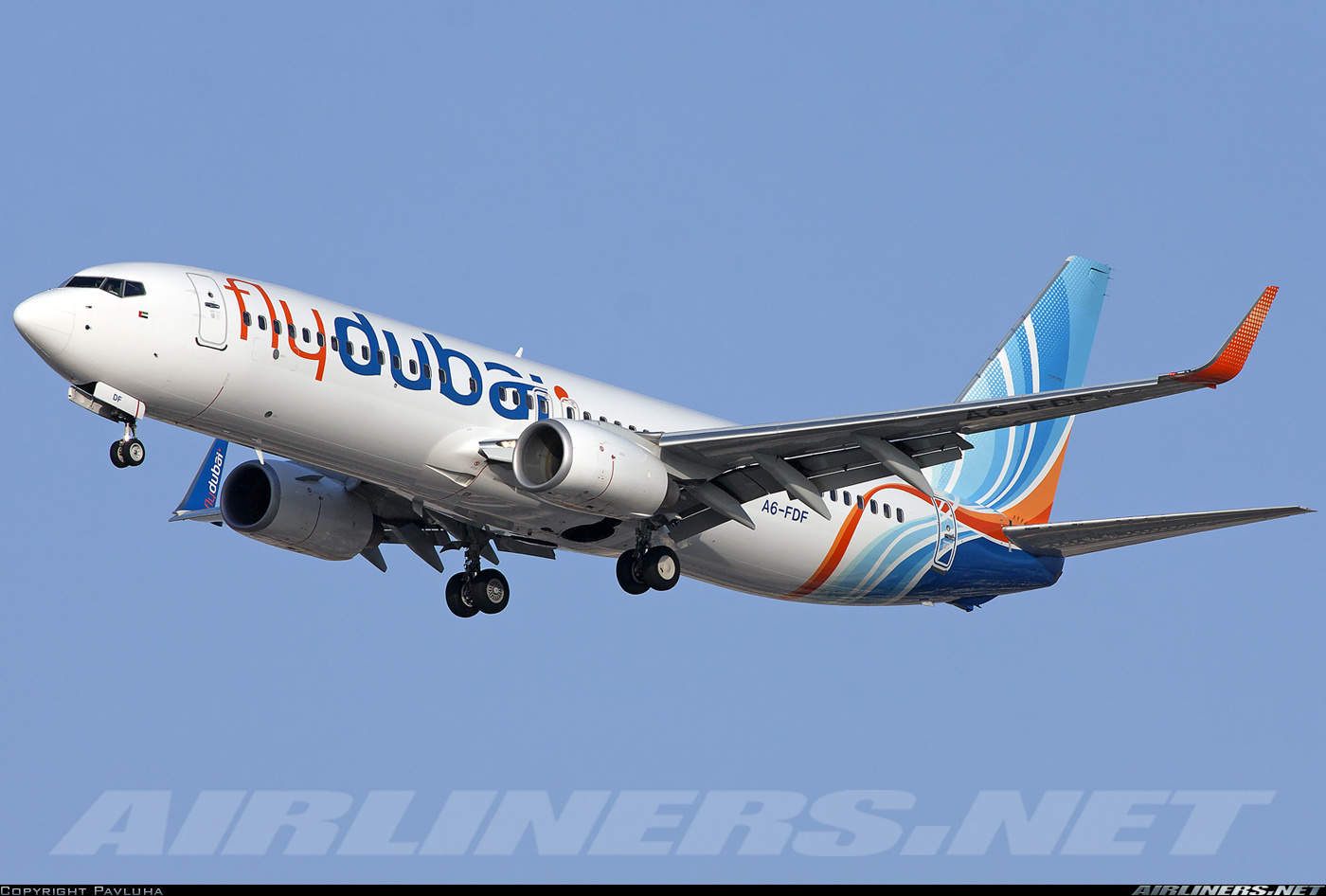 Flydubai Boeing 737-8KN(WL) rejects take-off because of config. warning