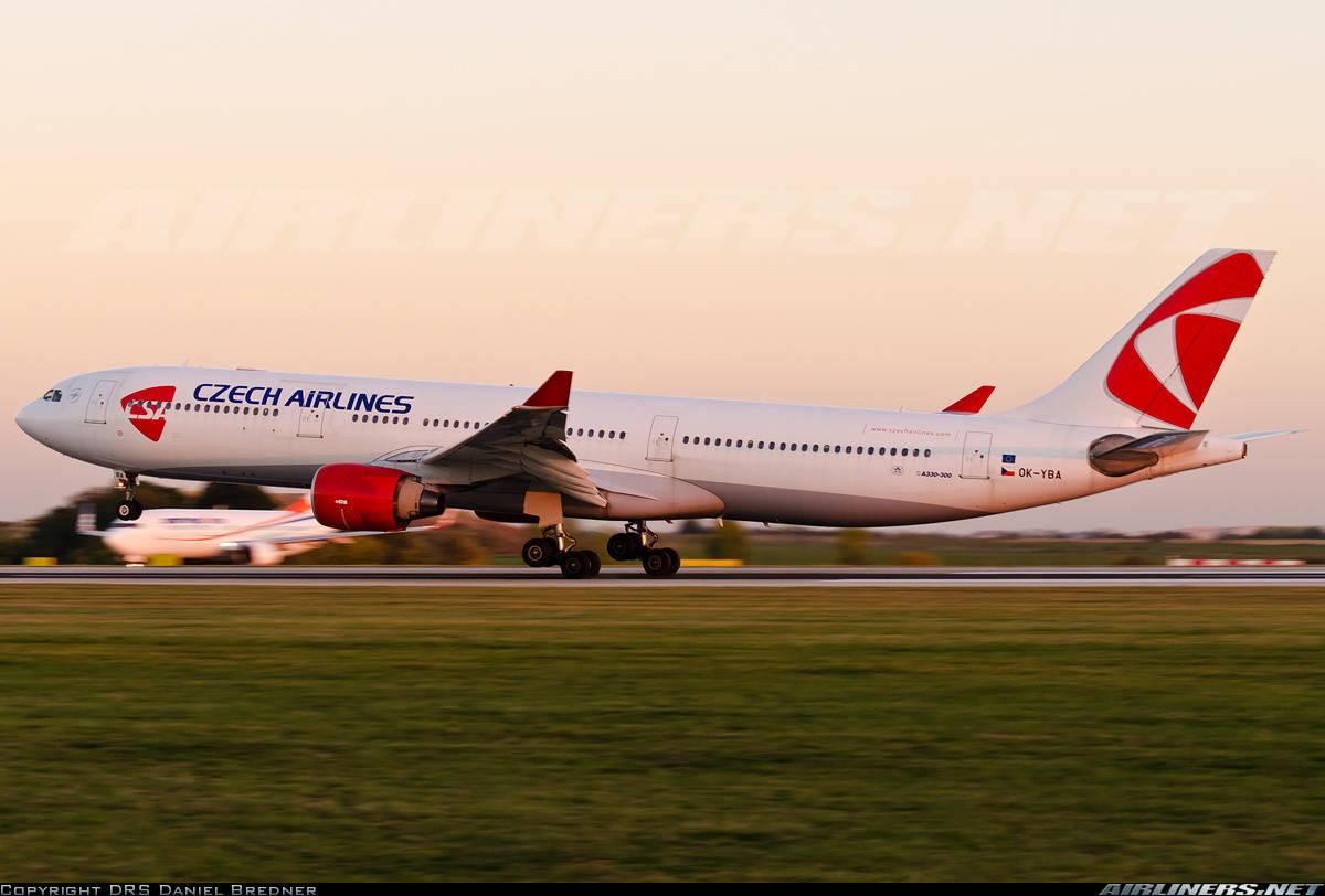 CSA Czech Airlines reopens Prague-Beirut service