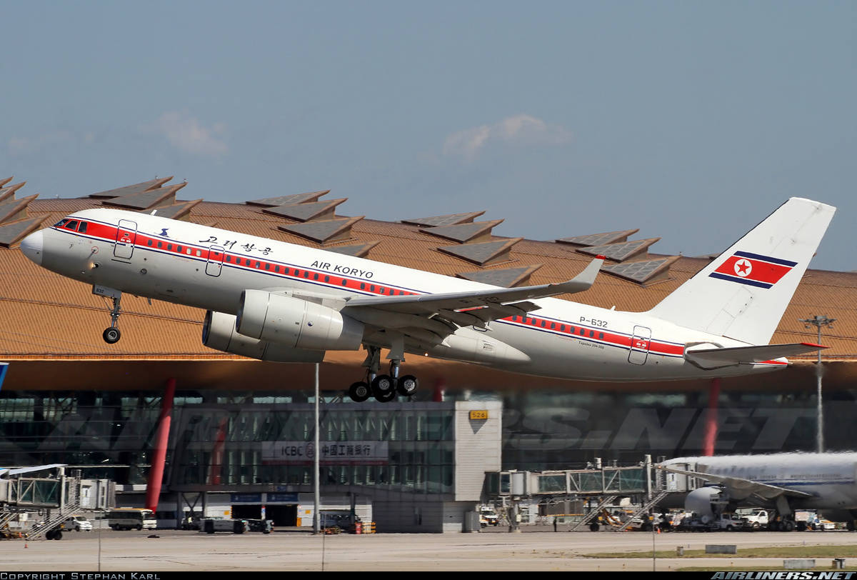 Air Koryo Tupolev Tu-204-100 diverts to Shenyang because of smoke in cabin