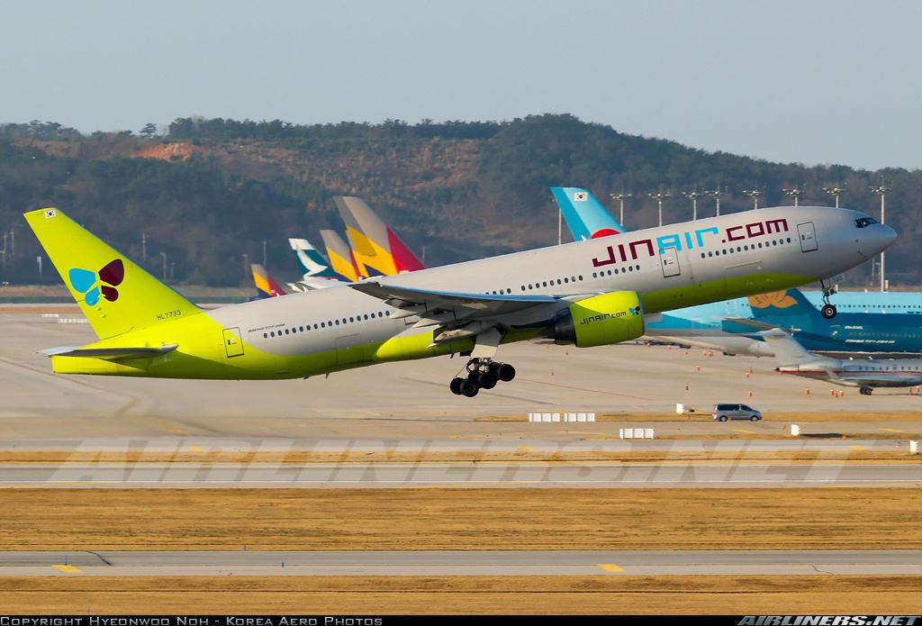 Jin Air launches Seoul-Cairns service