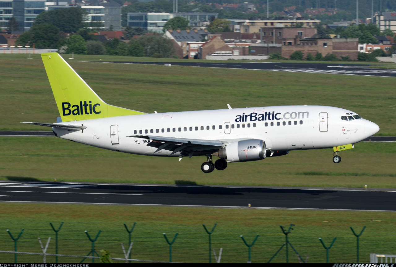 airBaltic monitors situation at Tallinn Airport after bomb threat