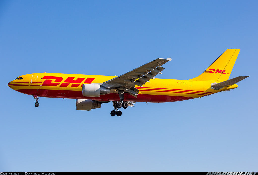 DHL Express becomes launch customer for Airbus A330-300P2F program
