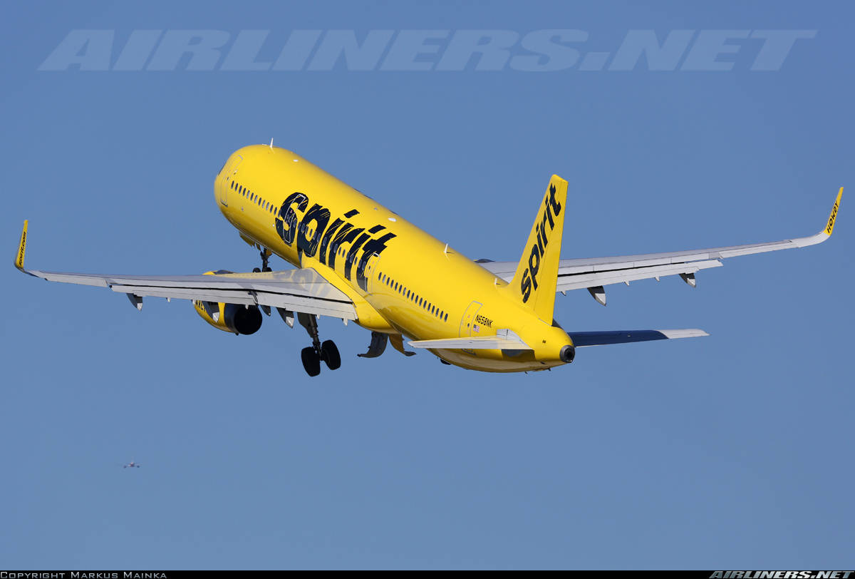 Spirit Airlines to improve its image and customer service