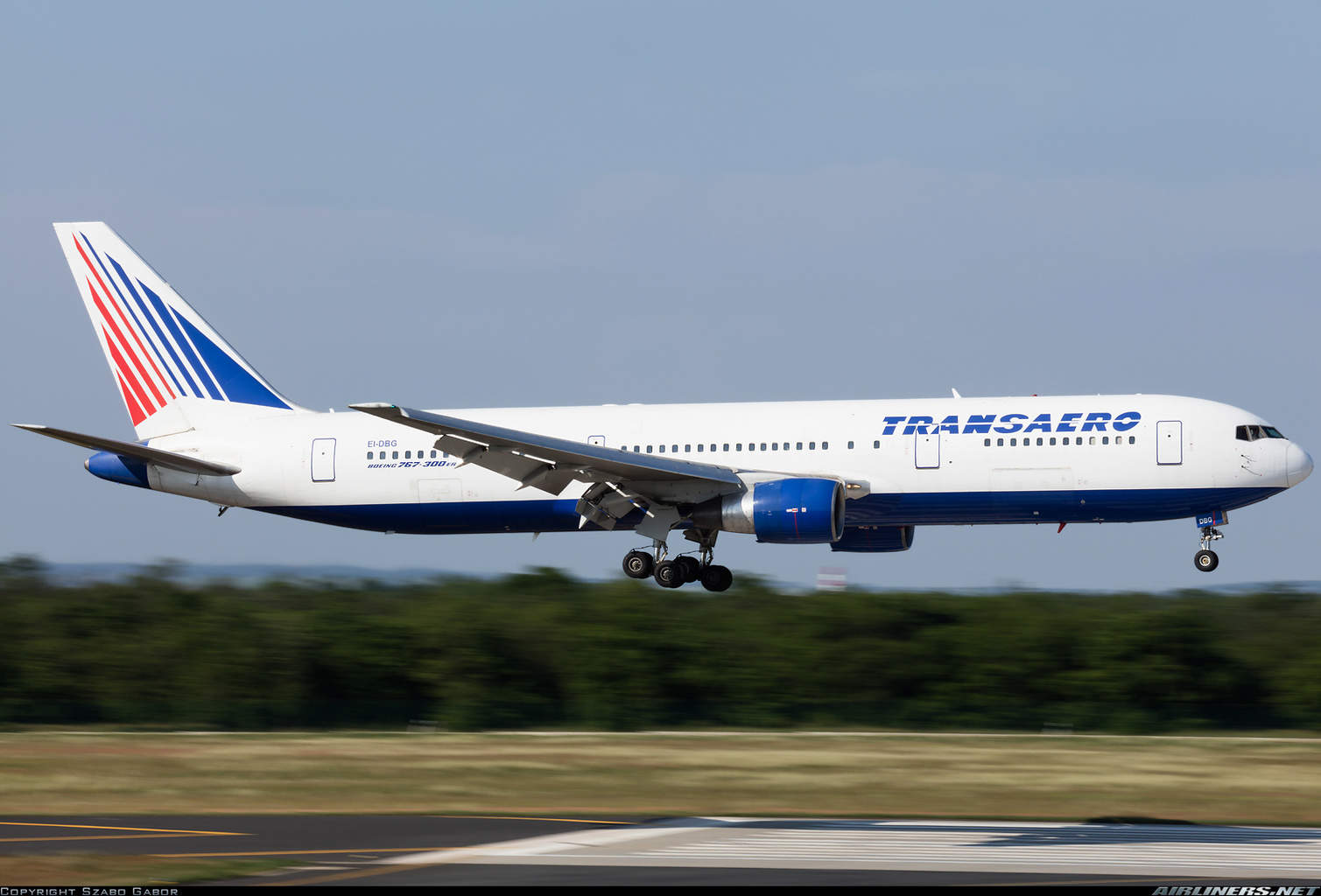 Impounded ex-Transaero Boeing 767 to be sold