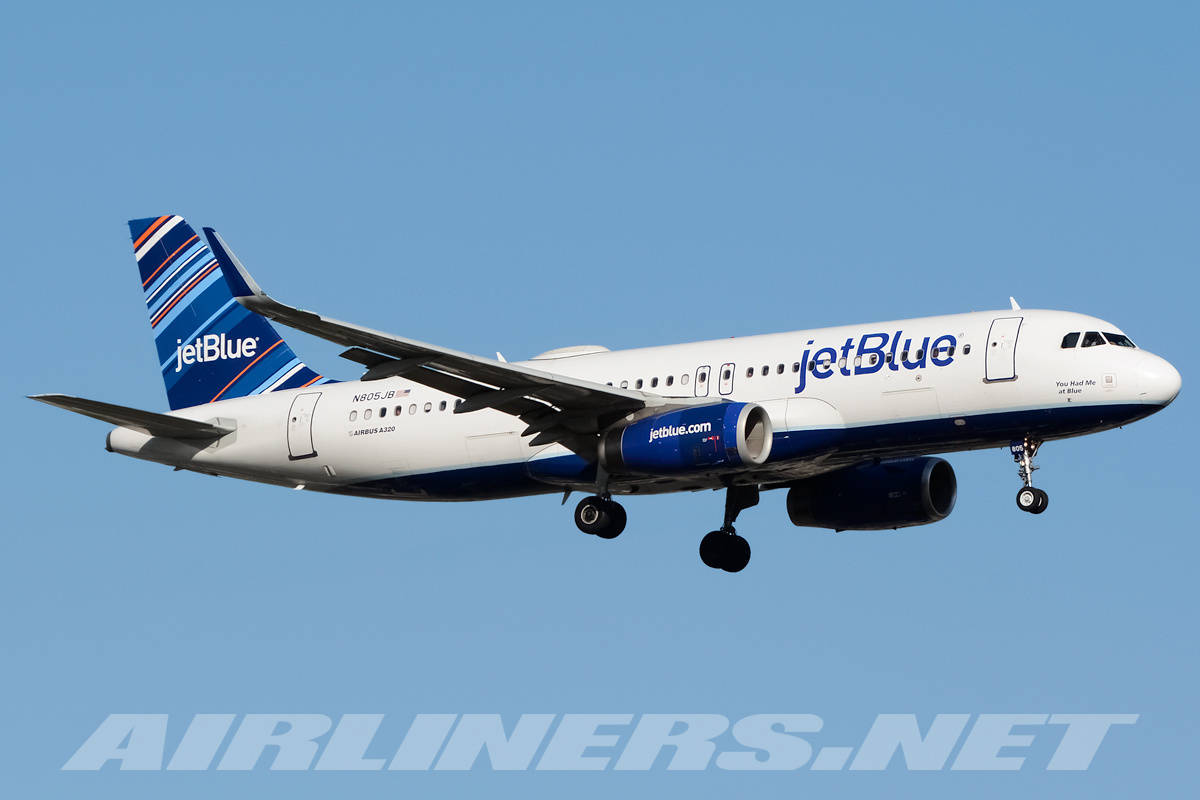 3kg of Cocaine found in jetBlue planes during maintenance