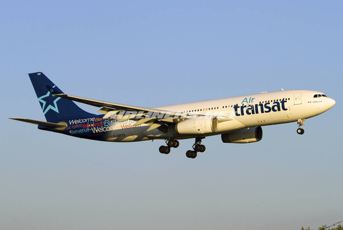 Air Transat suspends drunken flight crew