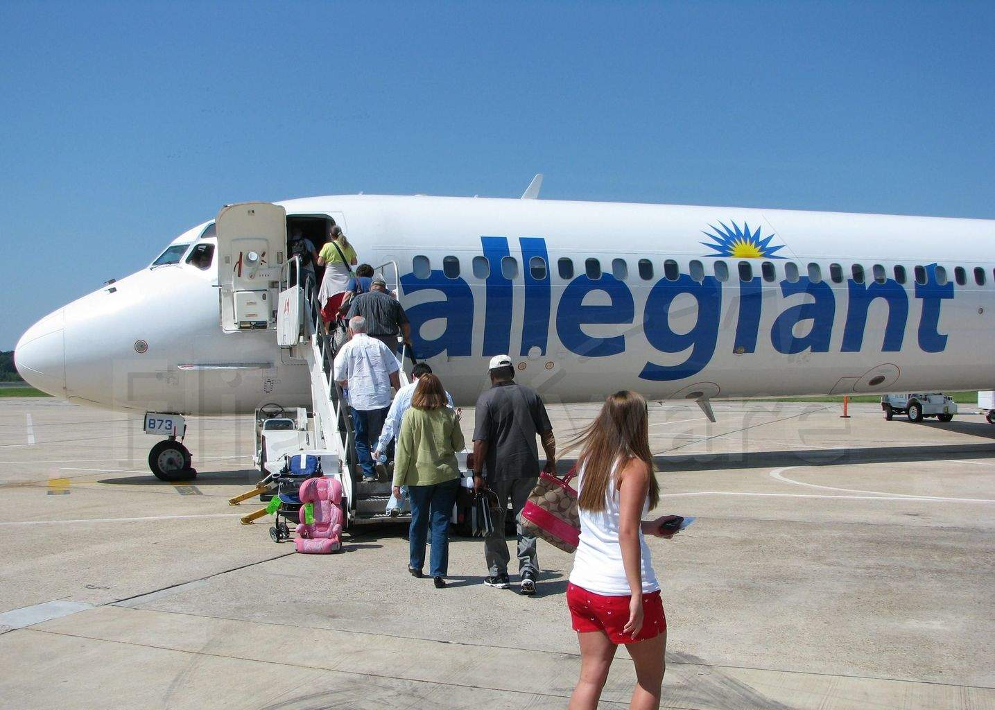 FAA report reveals serious safety concerns at Allegiant