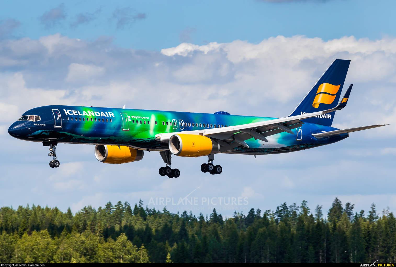 Icelandair posts 17% raise in 2Q profits