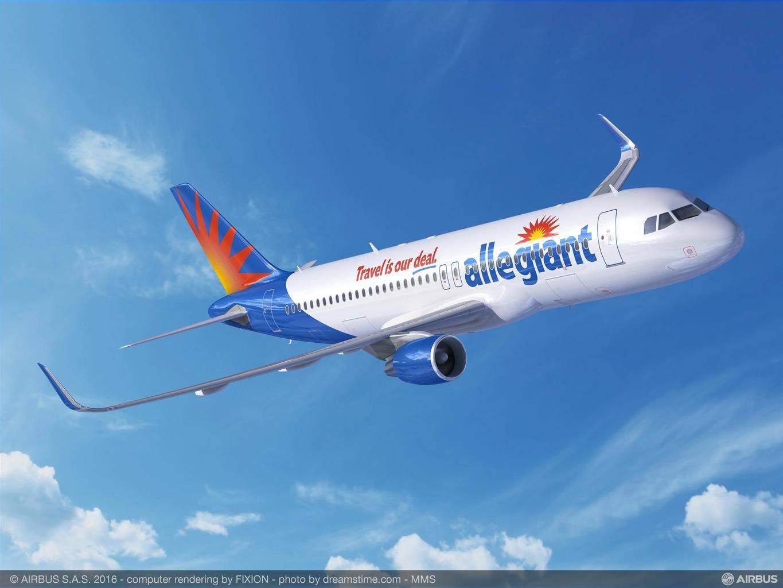 Allegiant orders 12 Airbus A320CEOs