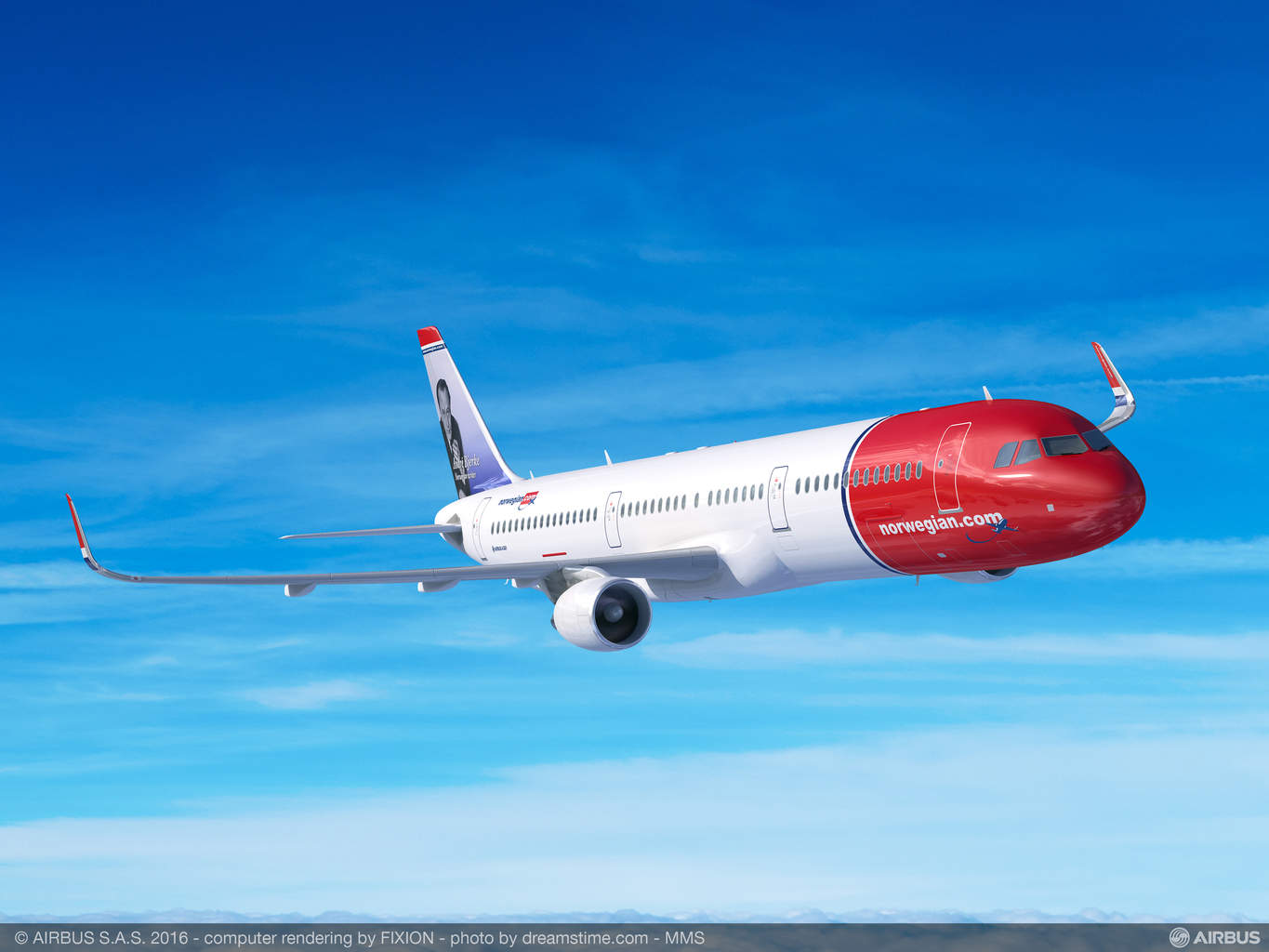 Norwegian Air Shuttle converts 30 A320NEO orders into 30 A321LR orders