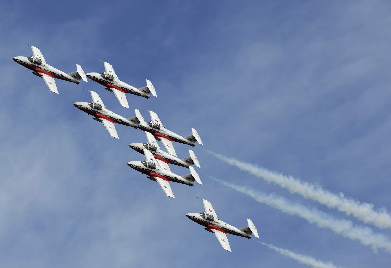 RCAF Snowbirds to fly until 2030 before being replaced