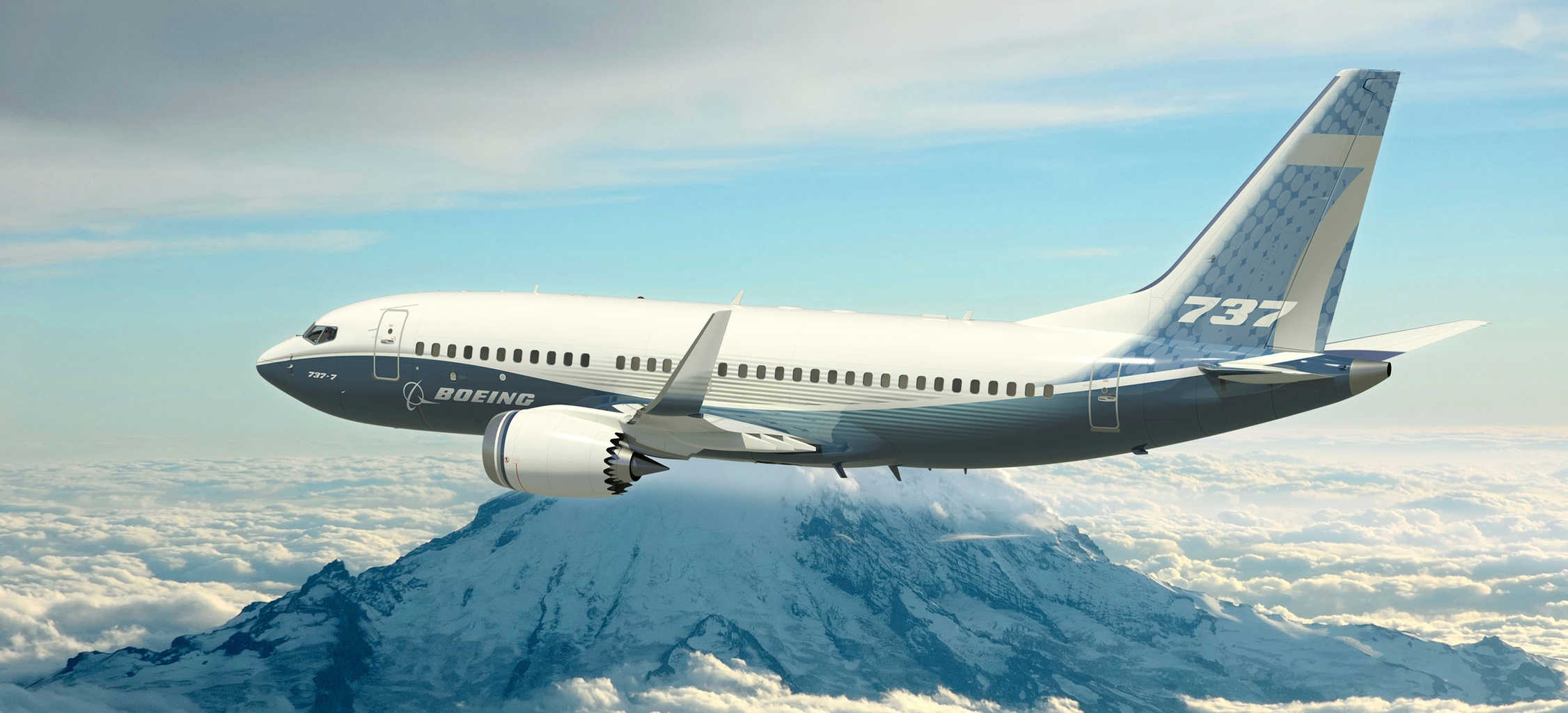 Boeing 737-7MAX to get redesigned and stretched