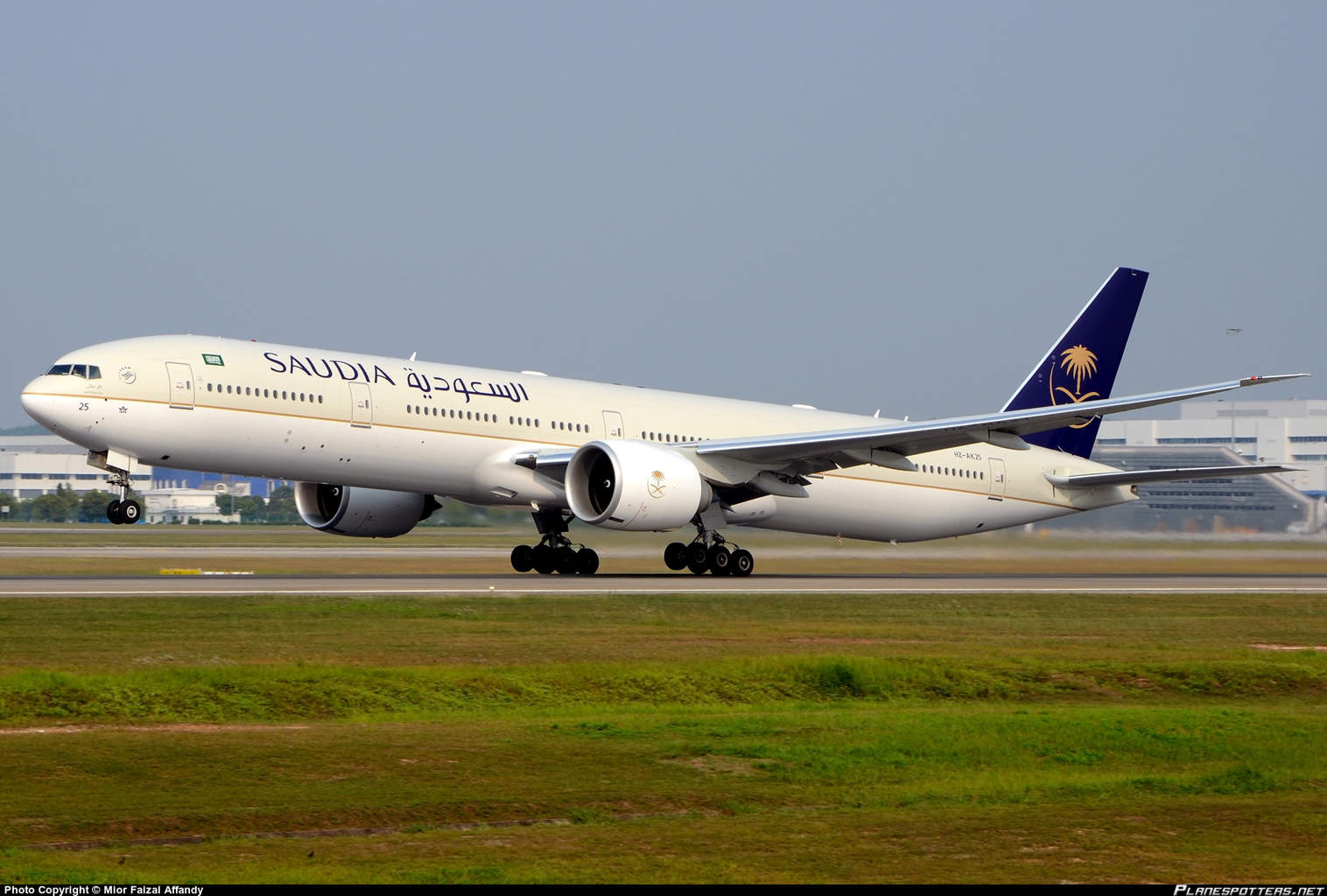Saudia Boeing 777-368(ER) with dangerous goods has cabin fill with smoke