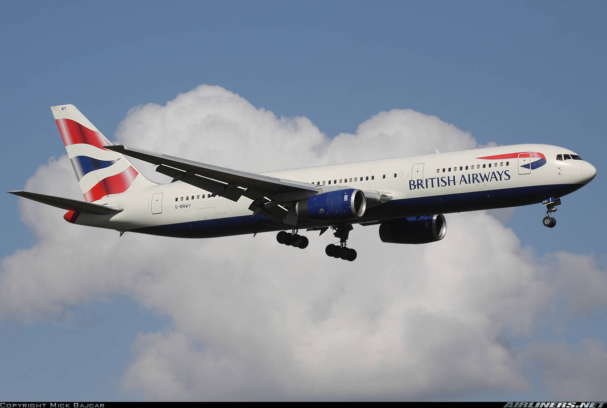 G-BNWY operates final Boeing 767-336(ER) long-haul flight for British Airways