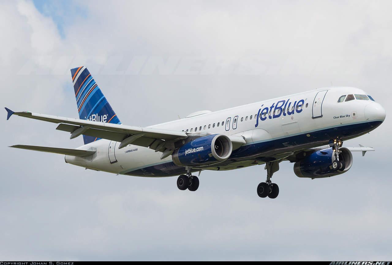 Turbulence on jetBlue flight injures 24