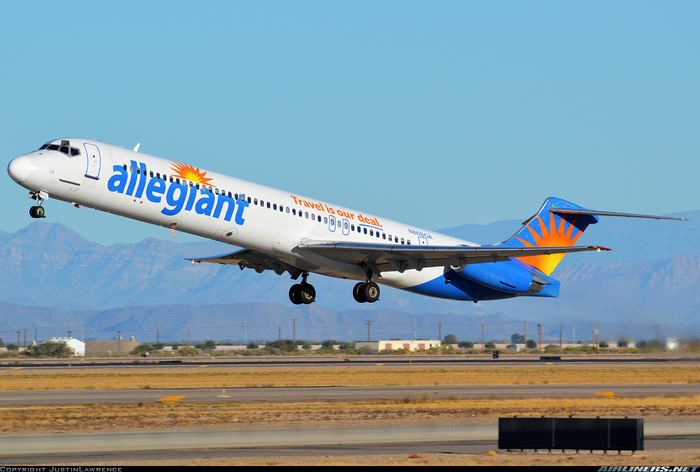 Allegiant adds seven new routes to its network