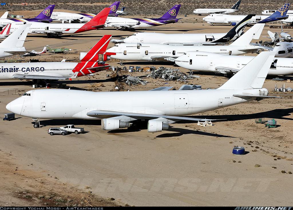 Boeing 747 at Burning Man this year?