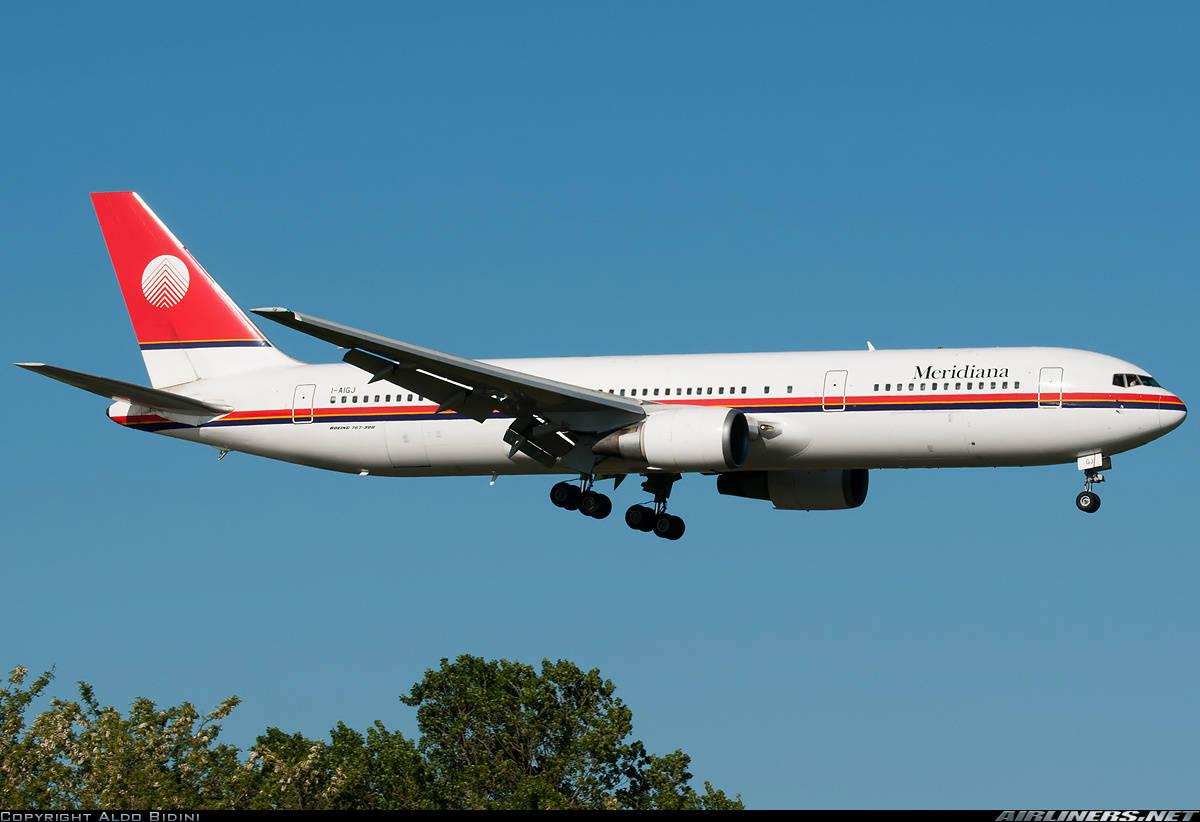 Meridiana launches Milan-Miami service