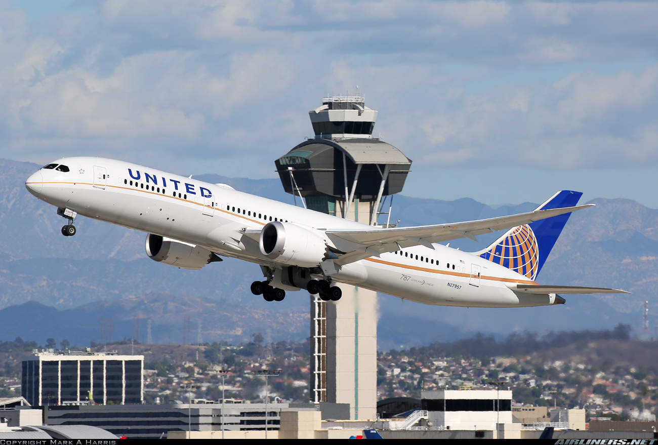 LAX no longer a United Airlines hub?