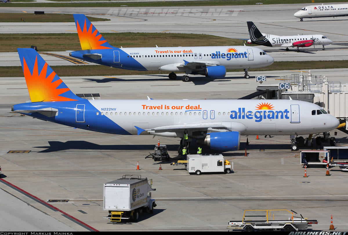 Airbus A320CEO order by Allegiant, good or bad?